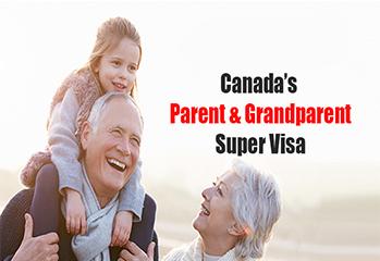 The Parent and Grandparent Super-Visa