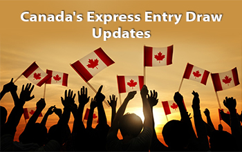 Updates: Canada Express Entry Draw
