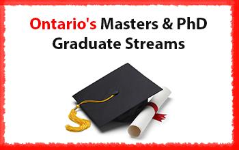 Ontario's Masters