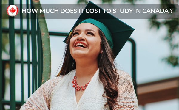 How Much Does It Cost to Study in Canada