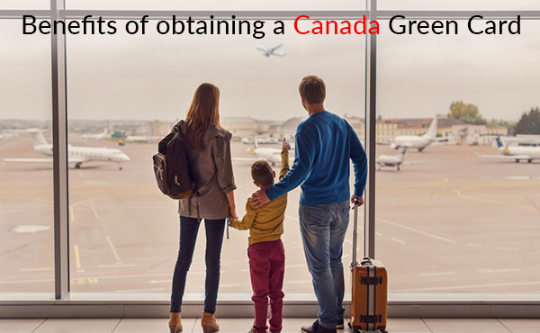 Canada Green Card