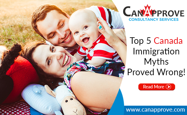 Top 5 Canada Immigration Myths Proved Wrong!