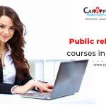 Public relation courses in canada