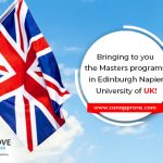 Study Masters in Edinburgh Napier University of United Kingdom