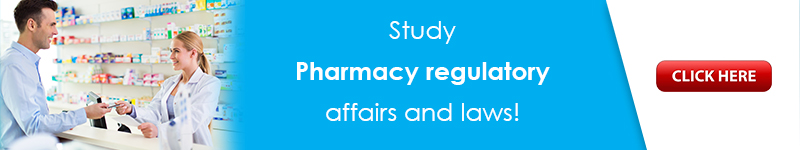 Pharmacy Regulatory Affairs Regulatory affair is the profession with regulated industries like pharmacy, medical devices, banking, energy