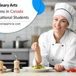 Culinary Arts Courses in Canada Nov 27
