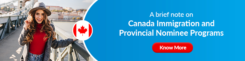 Canada Immigration & PNP Migration