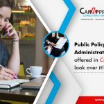 Public Policy & Administration Programs in Canada Jan 16