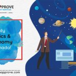 Physics and Astronomy courses in Canada Mar 05