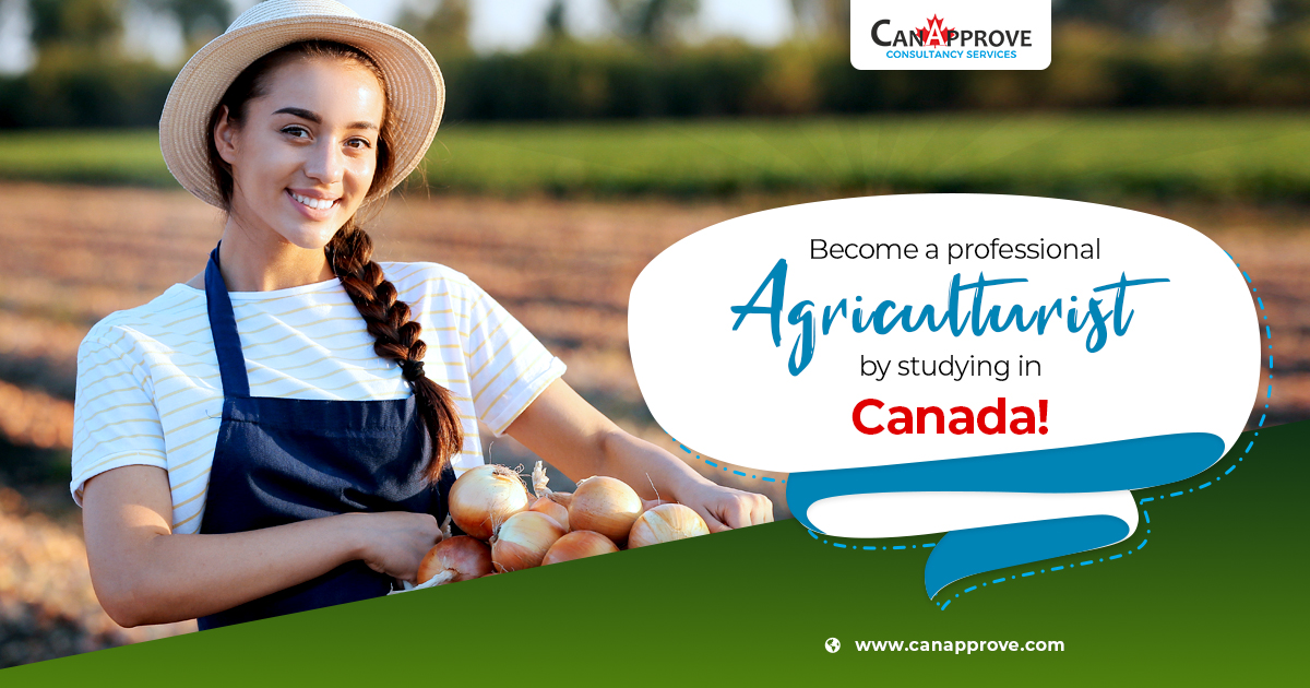 Agriculture courses in Canada June 08