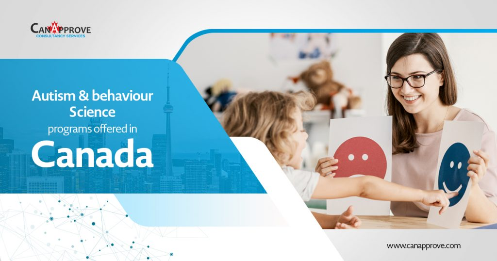 Autism and behavioural science programs in Canada June 25