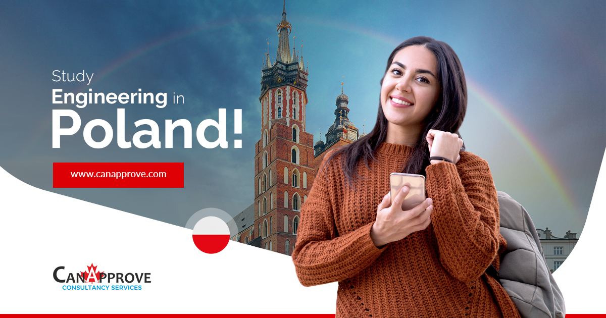 Study engineering in Poland June 24