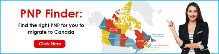 PNP Finder Canada