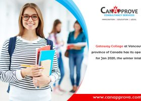 Passionate about Nursing and Health Care? Gateway College in Canada has its openings for Jan 2020, the winter intake!