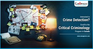 Interested in Crime Detection? Enroll to the Critical Criminology Program in Canada
