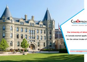 The University of Winnipeg in Canada is accepting applications for the winter intake of 2020!